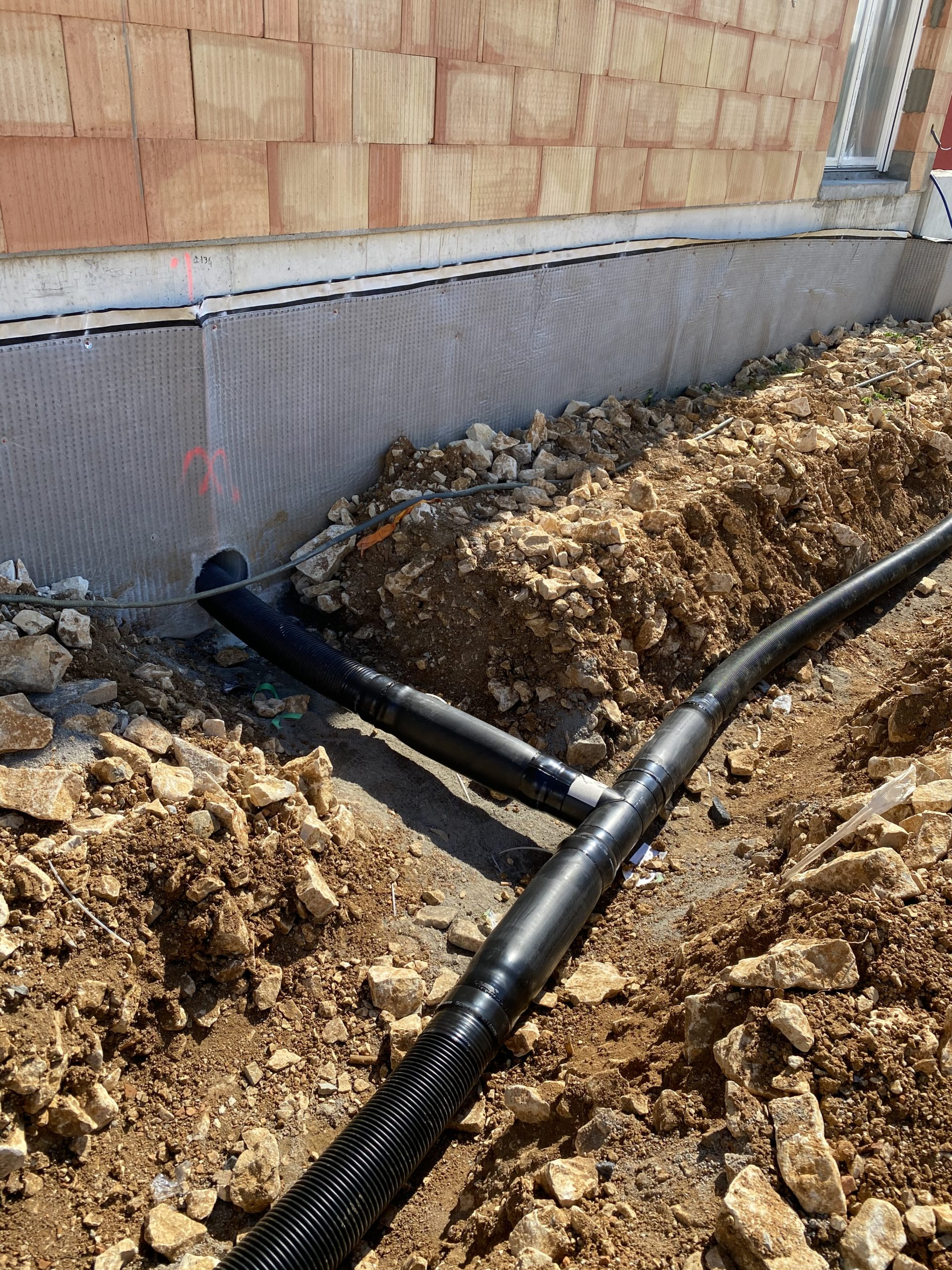 Installation réseau BP