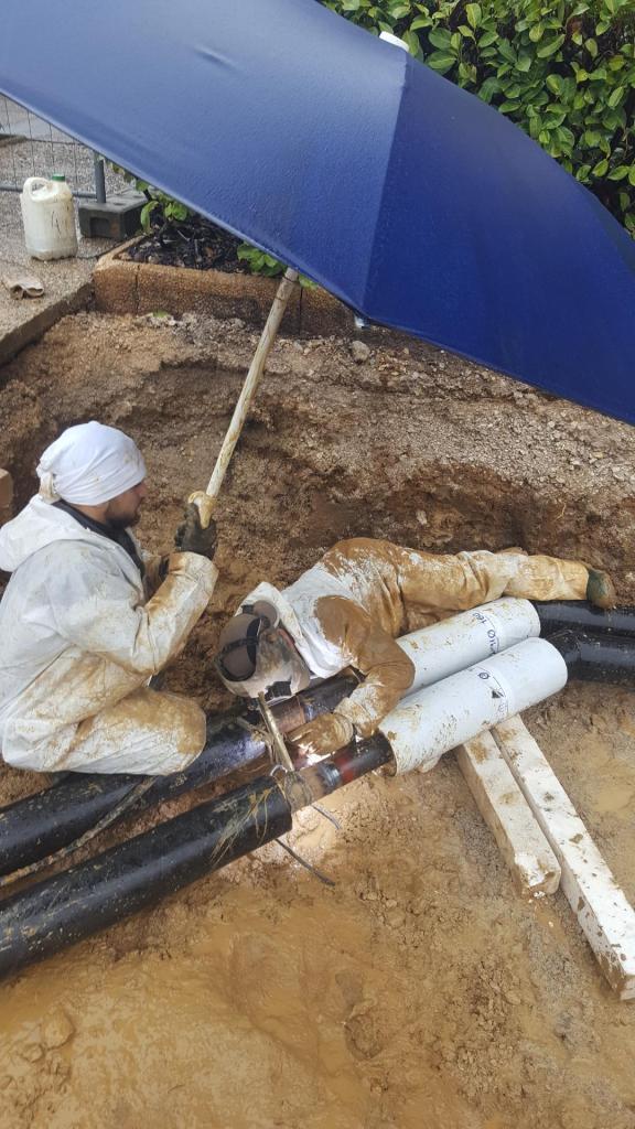 Réparation Réseau BP